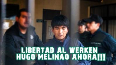 Dirigentes se toman carcel de Angol