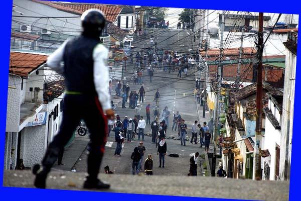 Protestas Táchira15