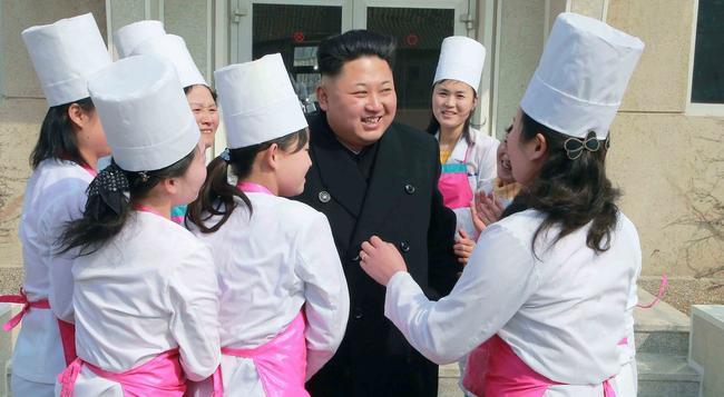 Kim Jong-un crea una
