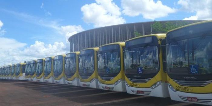 Estadio del Mundial de Brasil fue convertido en estacionamiento