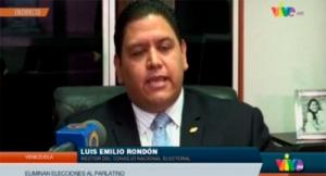 Luis Emilio Rondón